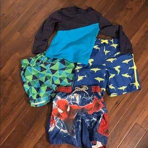 Boys swim bundle